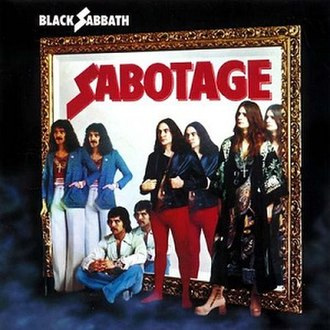 Sabotage (Black Sabbath album) - Image: Black Sabbath Sabotage