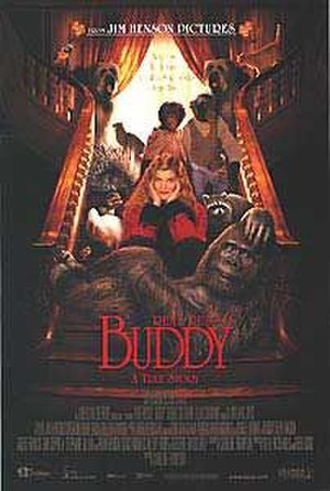 Buddy (1997 film) - Canadian Theatrical release poster