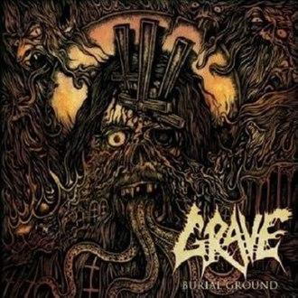 Burial Ground (album) - Image: Burial Ground