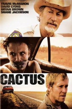Cactus (2008 film) - Film poster