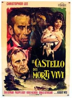 <i>Castle of the Living Dead</i> 1964 film by Lorenzo Sabbatini, Luciano Ricci