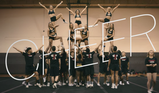 <i>Cheer</i> (TV series) American TV docuseries about Navarros competitive cheer team