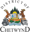 Coat of arms of Chetwynd