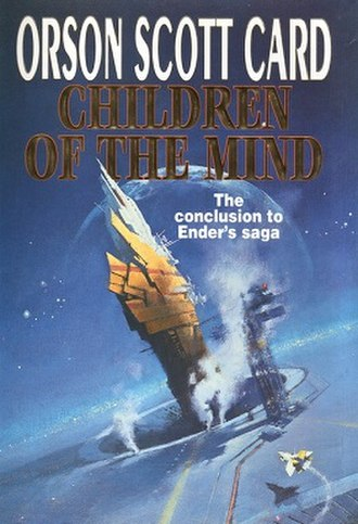 Children of the Mind - Image: Children mind cover