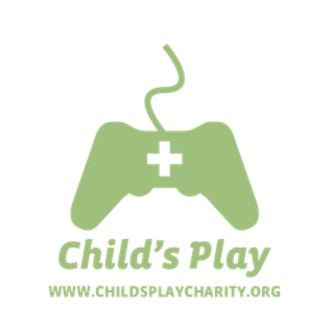 Child's Play (charity) - Child's Play 2018 logo