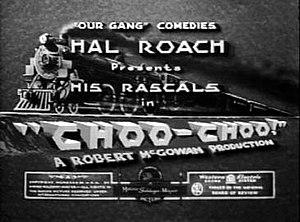 Choo-Choo! - Title card