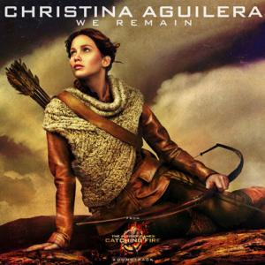 We Remain - Image: Christina Aguilera We Remain cover