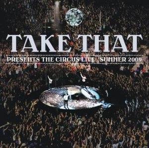 Take That Presents: The Circus Live - Image: Circustour