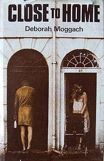 <i>Close to Home</i> (novel) book by Deborah Moggach