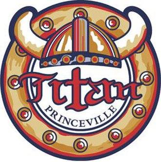 Princeville Titans - Image: College Lafleche Titan