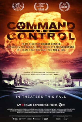 Command and Control (film) - Theatrical release poster
