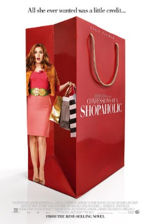 Confessions of a Shopaholic (film) - Theatrical release poster
