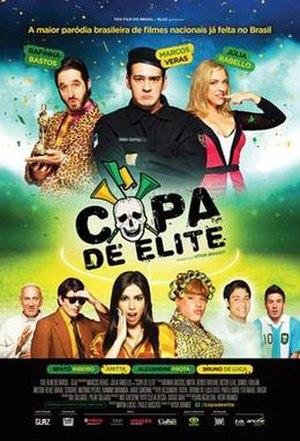 Copa de Elite - Theatrical release poster