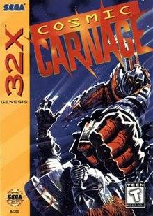 Cosmic Carnage Wikipedia