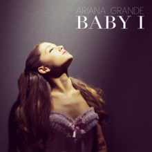 Cover art for single Baby, I.png