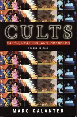 Cults Faith Healing And Coercion Wikipedia