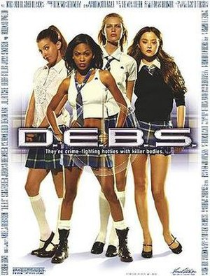 D.E.B.S. (2004 film) - Theatrical release poster