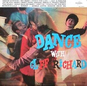 Cliff (album) - Image: Dance with Cliff Richard (album cover)