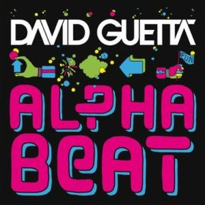 The Alphabeat (song) - Image: David Guetta The Alphabeat single cover