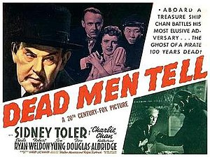 Dead Men Tell - Movie poster