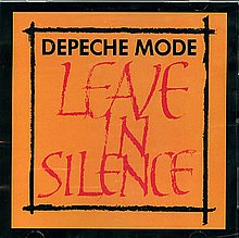 Depeche Mode — Leave in Silence (studio acapella)