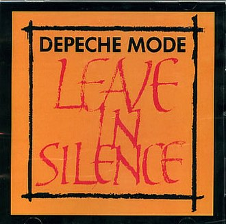 Leave in Silence - Image: Depeche Mode Leave In Silence
