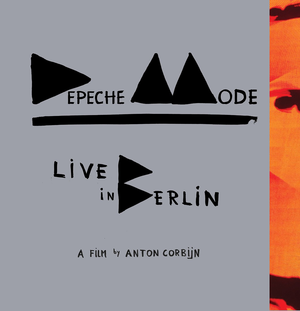 Live in Berlin (Depeche Mode album) - Image: Depeche Mode Live in Berlin