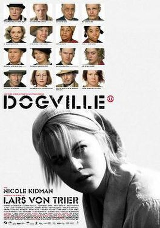 Dogville - Image: Dogville poster