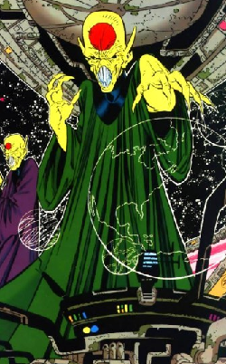Dominators (DC Comics)