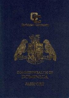 Dominica passport passport