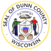 Official seal of Dunn County