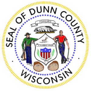 Dunn County, Wisconsin - Image: Dunncoseal