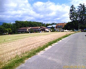 International School of Geneva - Image: Ecolint La Chatcampus