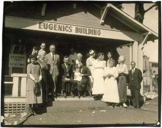 Eugenics in the United States