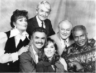 Evening Shade - Promotional cast photo