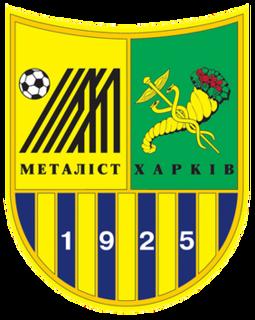 FC Metalist Kharkiv Association football club based in Kharkiv, Ukraine