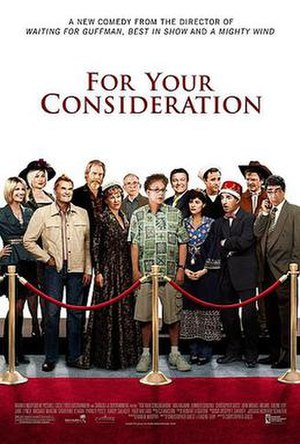 For Your Consideration (film) - Image: FYC