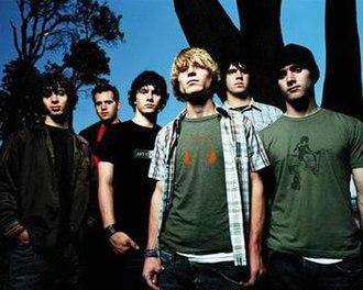 Falling Up (band) - Image: Falling Up 2004
