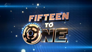 Fifteen to One - Fifteen to One logo used from 2013.