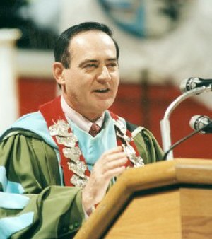 Francis Leo Lawrence - Lawrence at the 2002 Rutgers Commencement