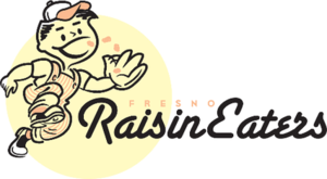 Fresno Raisin Eaters - Image: Fresno Raisin Eaters Logo