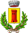 Coat of arms of Frontone