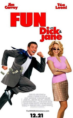 Fun with Dick and Jane (2005 film) - Theatrical poster