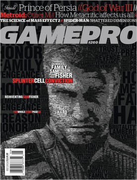 GamePro Cover May 2010