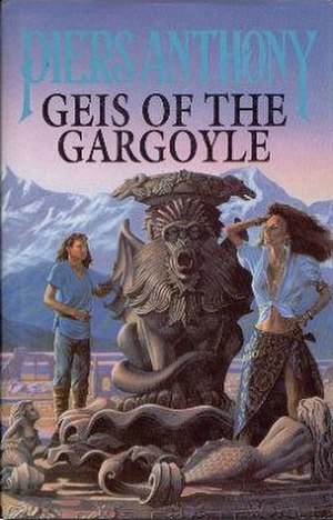 Geis of the Gargoyle - Image: Geis of the Gargoyle cover