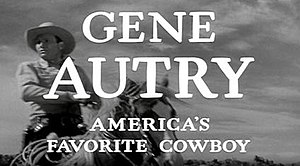 The Gene Autry Show - Title card