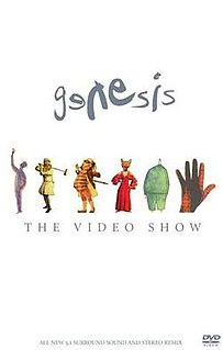 <i>The Video Show</i> 2004 video by Genesis