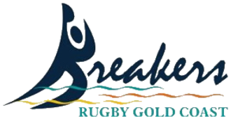 Bond University Rugby Club - Image: Gold Coast Breakers logo