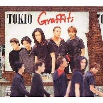 Graffiti (Tokio album) - Image: Graffiti TOKIO album cover