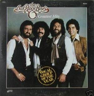 Greatest Hits (The Oak Ridge Boys album) - Image: Greatest hits vocal group year